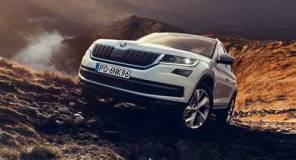 Skoda Auto Wimar off road